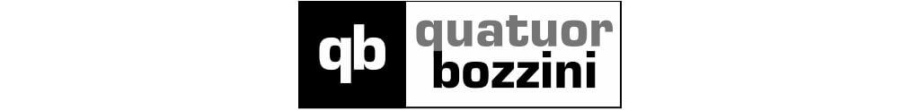Quatuor Bozzini logo