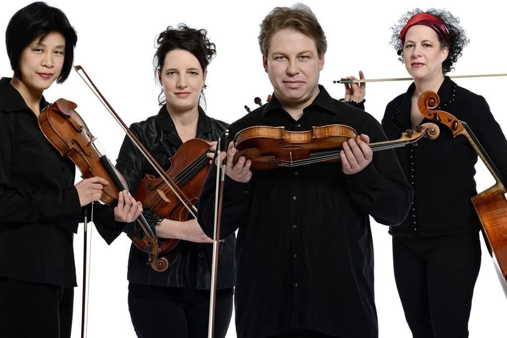 Quatuor Bozzini (Clemens Merkel; Alissa Cheung; Stéphanie Bozzini; Isabelle Bozzini)