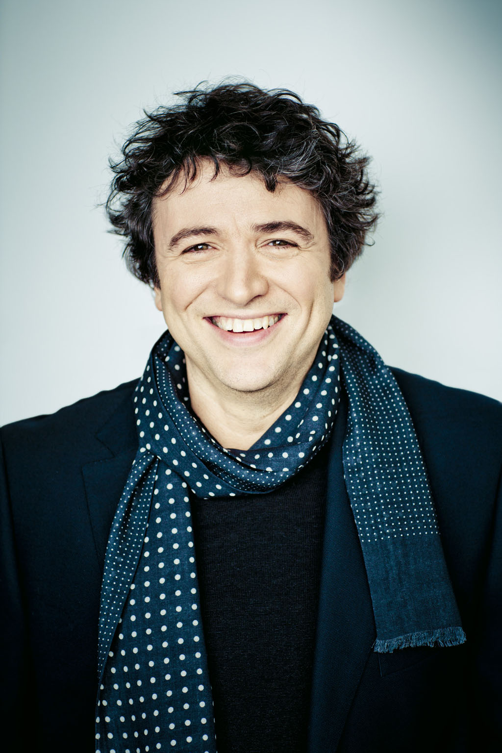 Alain Trudel. (Photo: courtoisie de l'Orchestre symphonique de Laval