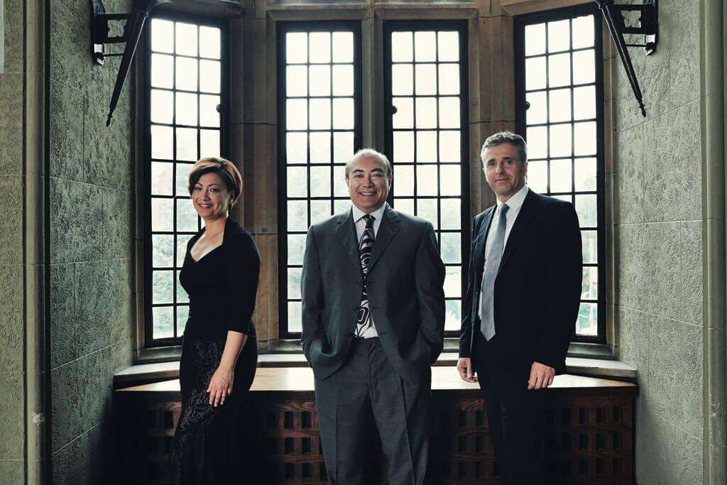 Le Gryphon Trio. (Photo: courtoisie)