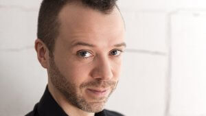Jean-Willy Kunz, directeur artistique du CIOC. (Photo: courtoisie de l'OSM)