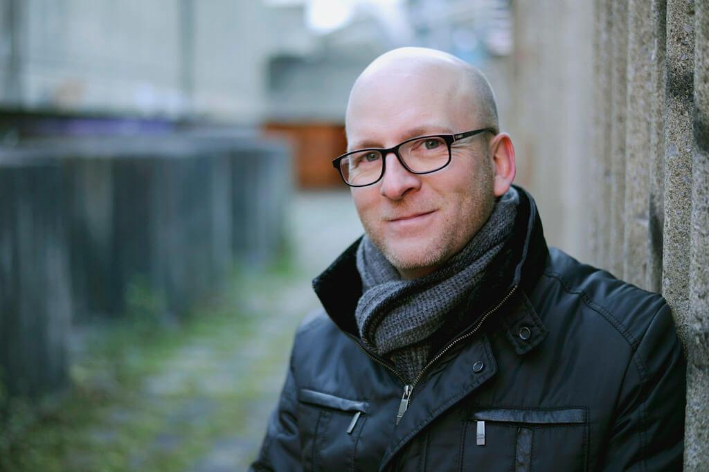 Mathieu Lussier. (Photo: Geneviève Lesieur)