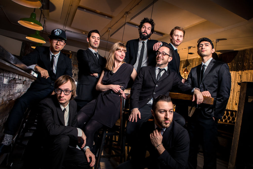 L'ensemble collectif9 sera sur scène à Orford Musique, samedi soir. (Photo: Danylo Bobyk)