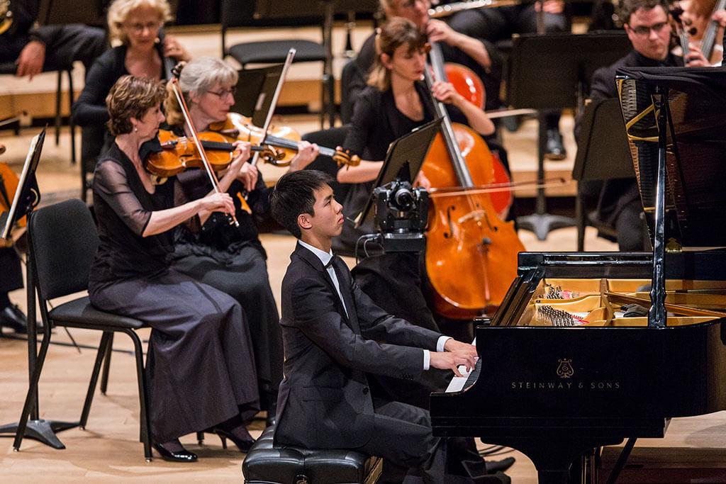 Concert gala du Concours de musique du Canada (Crédit : Antoine Saito)