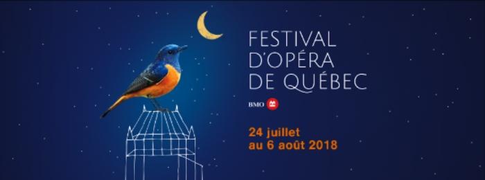 Festival d'opéra de Québec : flûte enchantée de Mozart