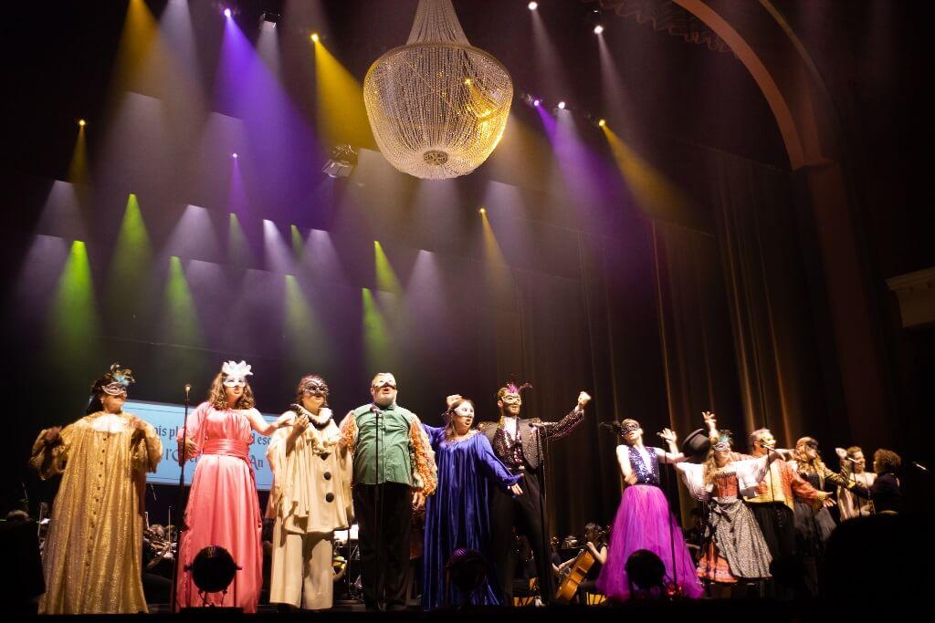 Fantôme de l'opéra
