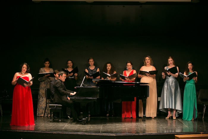 Récital de chant D'Europe à Broadway