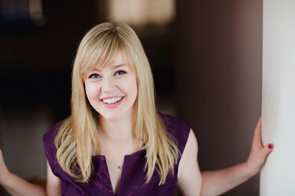 Kirsten Leblanc, soprano. (Photo: courtoisie de l'ICAV)