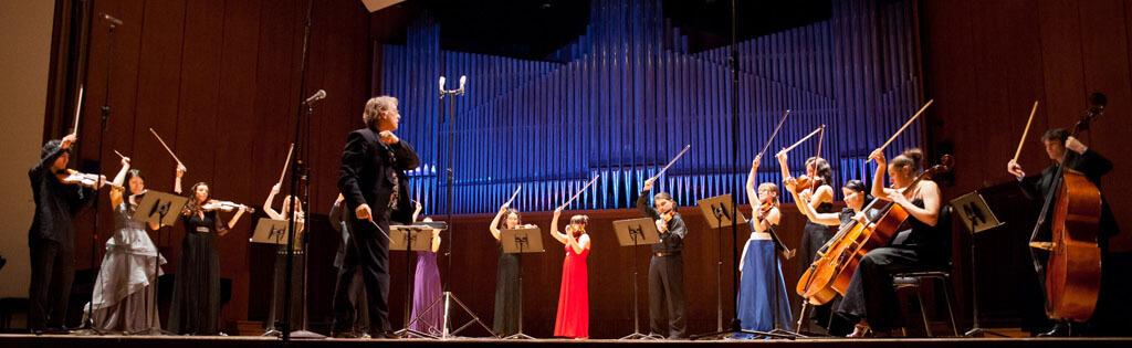 L'Orchestre Nouvelle Génération (Photo: courtoisie de l'ONG)