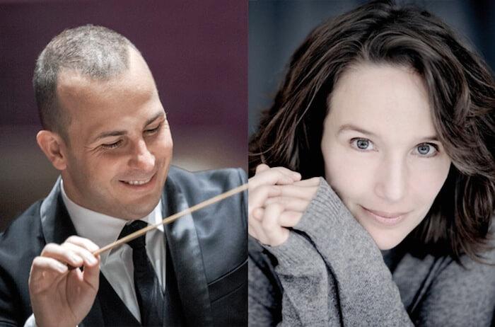 Yannick Nézet-Séguin & Hélène Grimaud