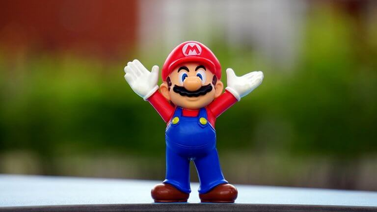 Mario (Photo: banque d'images)