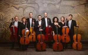 Élément 8 - Octuor de violoncelles