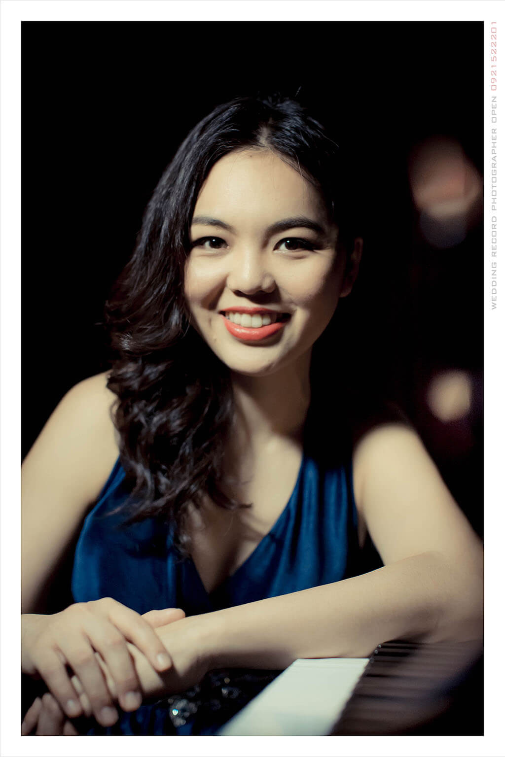 La pianiste Eva Yulin Shen (Photo: Courtoisie)