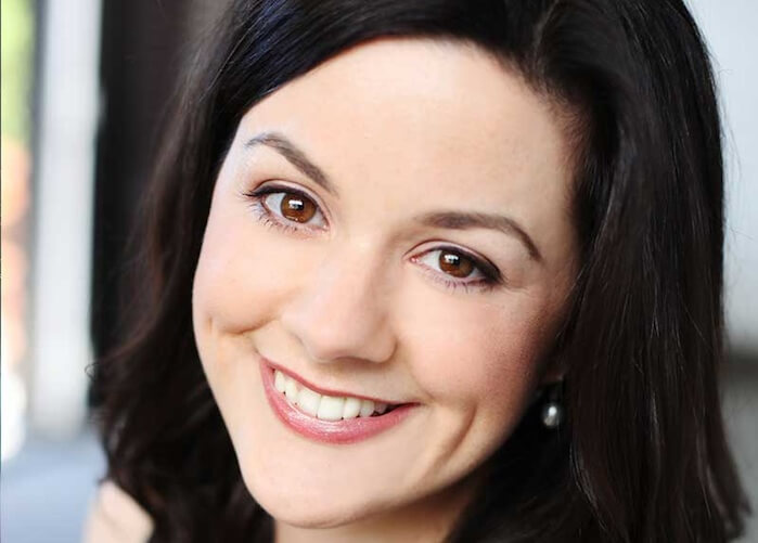 MAUDE BRUNET, mezzo-soprano