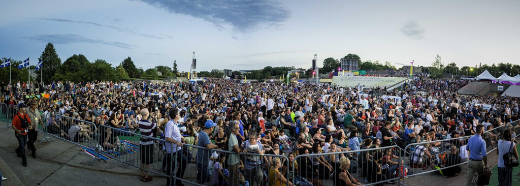 Plus de 32 000 spectateurs étaient présents. (Crédit: Antoine Saito)
