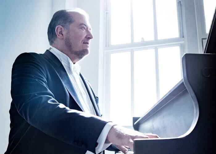 Garrick Ohlsson, piano