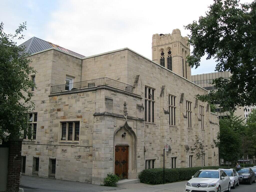L'église St-Andrew et St-Paul. (Crédit: Jean Gagnon)