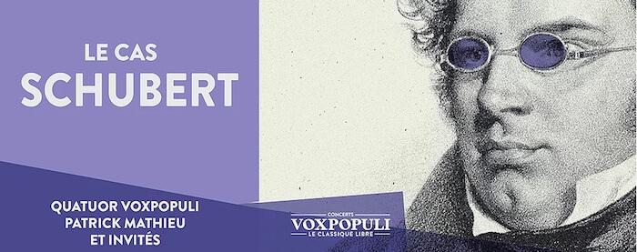 Le cas Schubert affiche