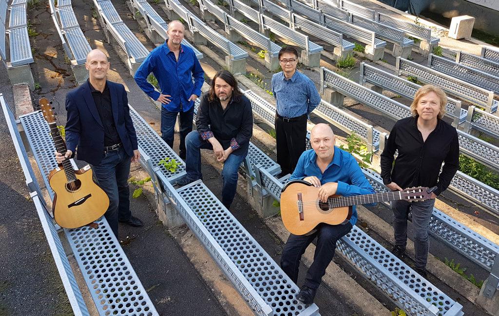 Montréal Guitare Trio et California Guitar Trio