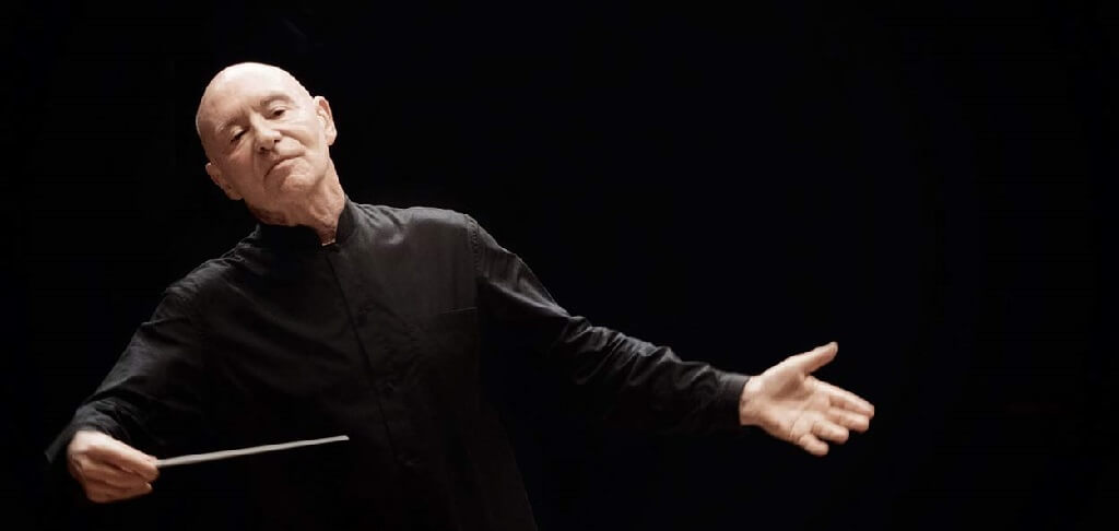 Christoph Eschenbach. (Photo: courtoisie)