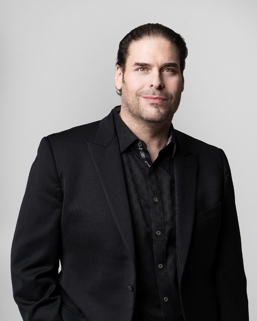 Jean-Marie Zeitouni, directeur artistique et chef d'I Musici de Montréal. (Photo: fournie par I Musici)