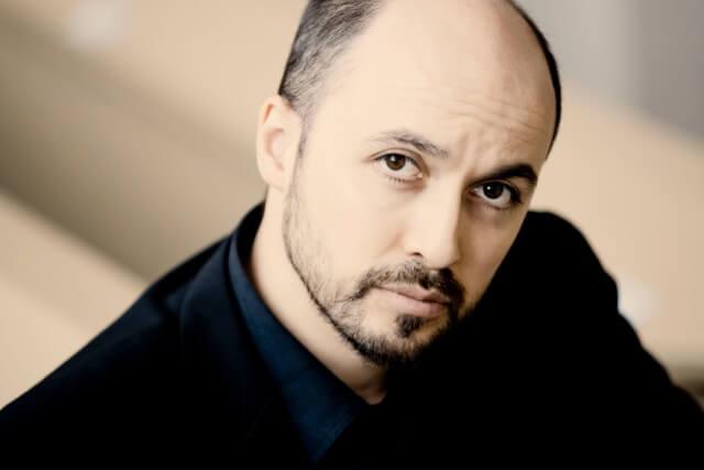 Luca Guglielmi. (Photo: Marco Borggreve)