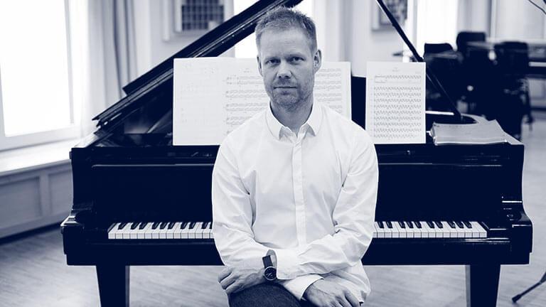Le compositeur Max Richter. (Photo: courtoisie du FIJM)