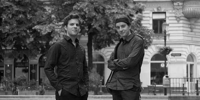 Jean-Luc Therrien et Jean-Samuel Bez