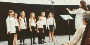 Les Jeunes Voix de la Maison de la Musique