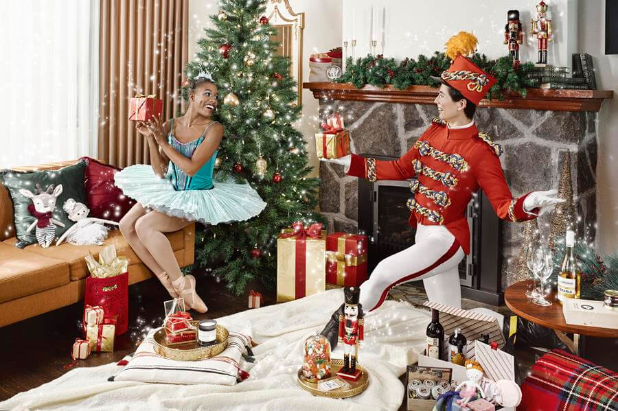 Les danseurs Danseurs : Kiara DeNae Felder, Hamilton Nieh, des Grands Ballets. (Photo: Sasha Onyshchenko)