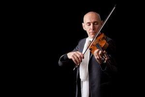 Enrico Onofri, violon