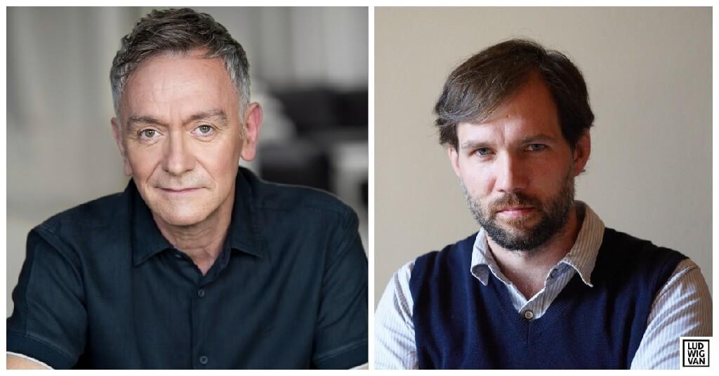 Le dramaturge Michel Marc Bouchard et le compositeurs Julien Bilodeau en seront à leur deuxième collaboration. (Photos: Julie Perreault et Philip Stirnweiss)