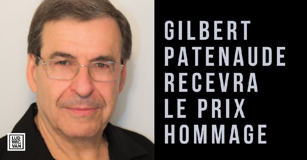 Gilbert Patenaude. (Photo: courtoisie)