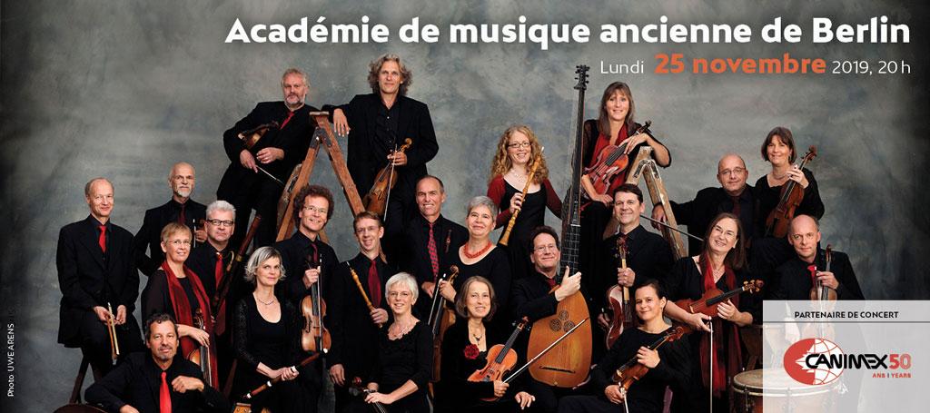 Académie de musique ancienne de Berlin