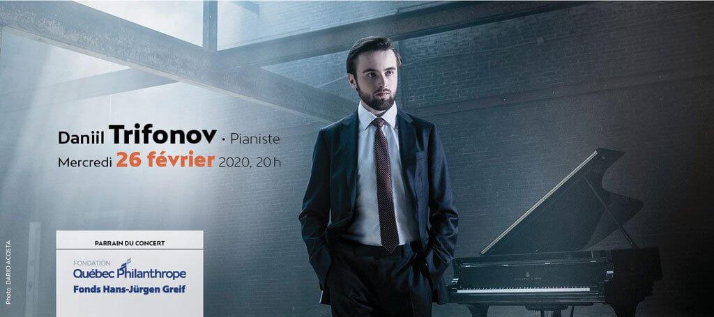 Daniil Trifonov – Bonheur prestigieux