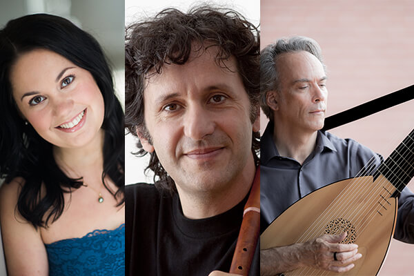 Dis, quand reviendras-tu – Myriam Leblanc, soprano; Grégoire Jeay, flûte; Sylvain Bergeron, archiluth, guitare baroque