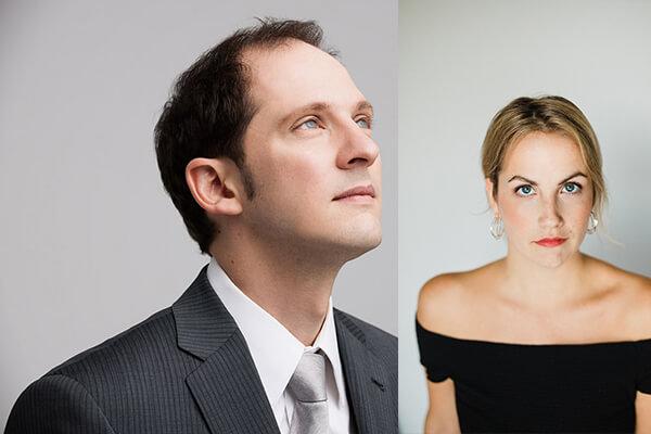 Schubert, le grand voyage – Mathieu Gaudet et Florence Bourget
