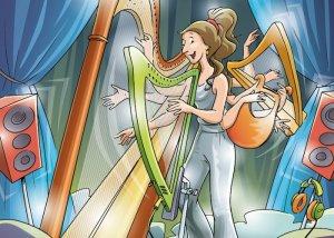 Jeunesses musicales Harpemania