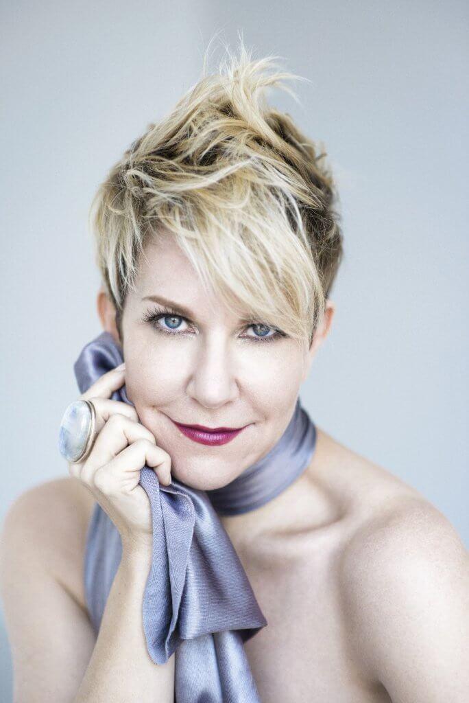 La mezzo soprano américaine Joyce DiDonato sera soliste invitée de l'OM pour cette tournée aux États-Unis. (Photo: Simon Pauly)
