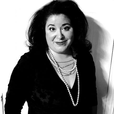 Leila-Marie Chalfoun, soprano ainsi que présidente-fondatrice, directrice du FestivalOpéra de Saint-Eustache et de l'Agence LM Opéra. (Photo: FOSE)