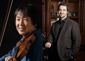 Vienne et Paris 1900 - DONG-SUK KANG, violon et CHARLES RICHARD-HAMELIN, piano