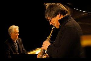 Y2 – Yannick Rieu, saxophone et Yves Léveillé, piano