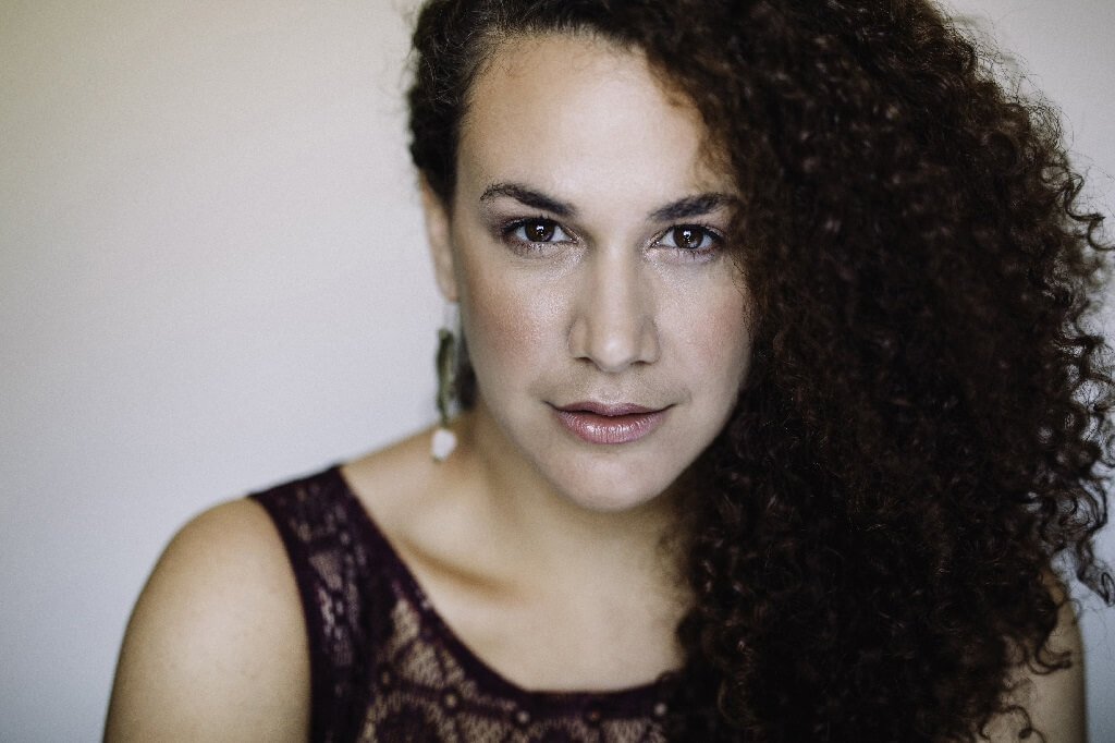 Rose Naggar-Tremblay. mezzo-soprano. (Photo: Brent Calis)