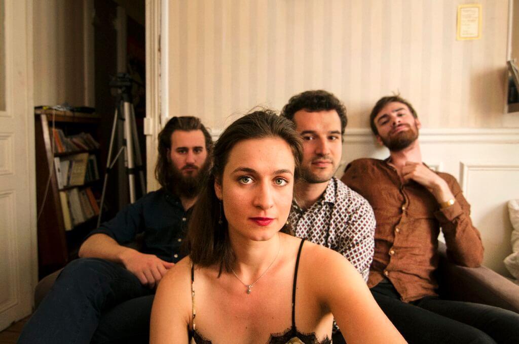 complicité des quatre musiciens qui forment l'ensemble. (Photo: Rita Cuggia)