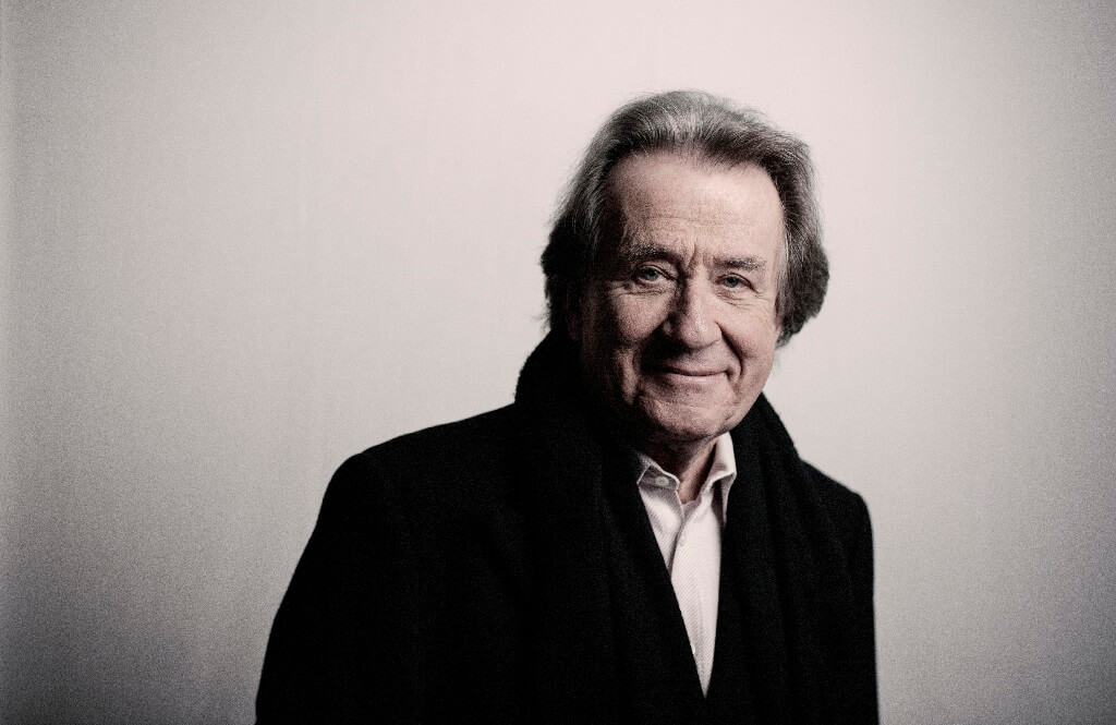 Rudolf Buchbinder (Photo: Marco Borggreve.)
