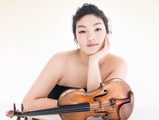 Jinjoo Cho, violon