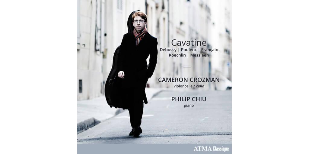 Cavatine de Cameron Crozman et Philip Chiu