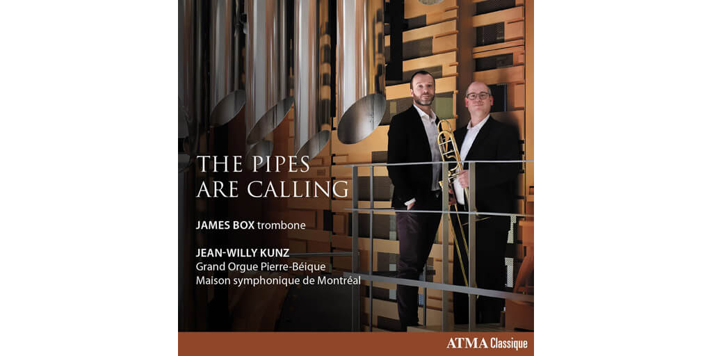 The Pipes are Calling de James Box avec Jean-Willy Kunz