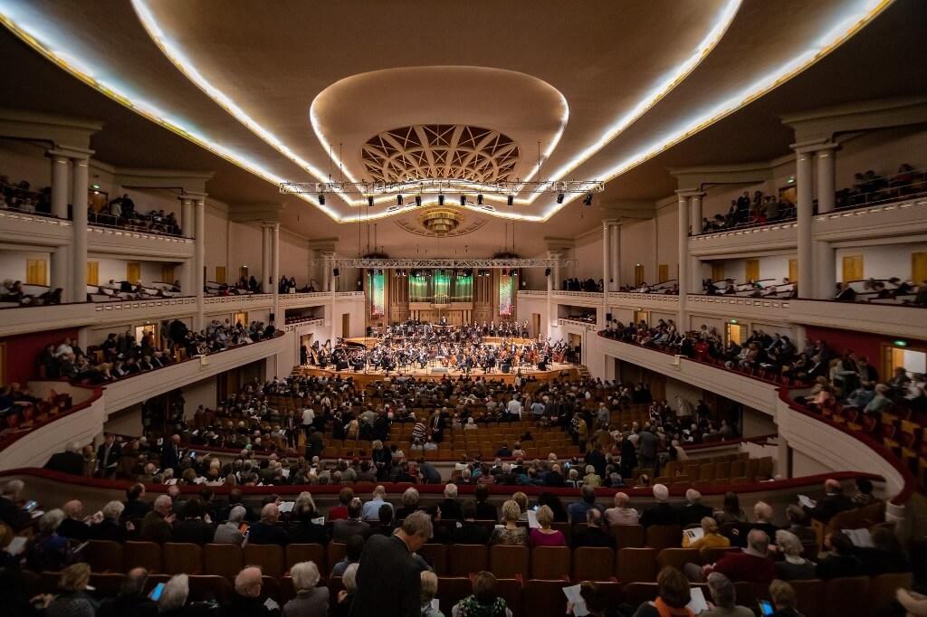 L'OSM au Palais des beaux-arts de Bruxelles, 20 mars 2019. (Photo: Jean-Marc Abela)