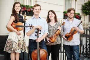 Quatuor Castalian